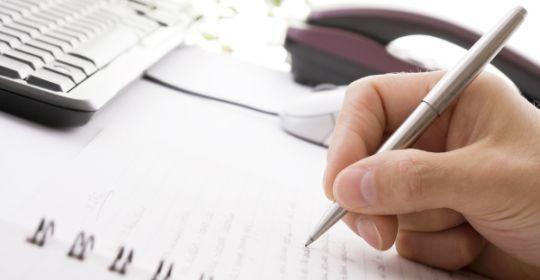 kelebihan menulis tangan