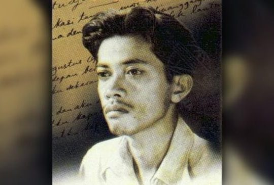 Puisi Cinta Chairil Anwar