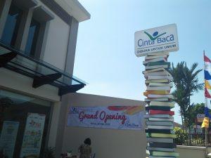 TBM Cinta Baca Bogor