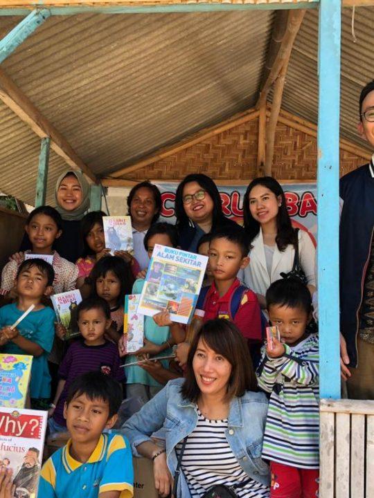 CSR Literasi Nusantara Yogyakarta