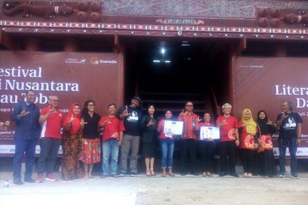 Festival Literasi Nusantara Danau Toba
