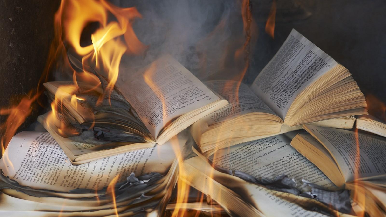Sejarah Pembakaran Buku
