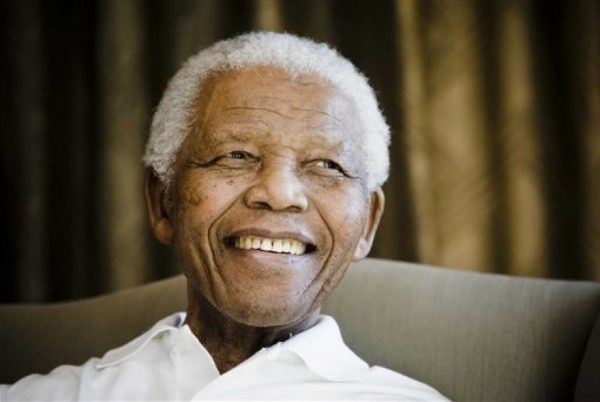 Nelson Mandel Pemimpin Terhebat di Dunia