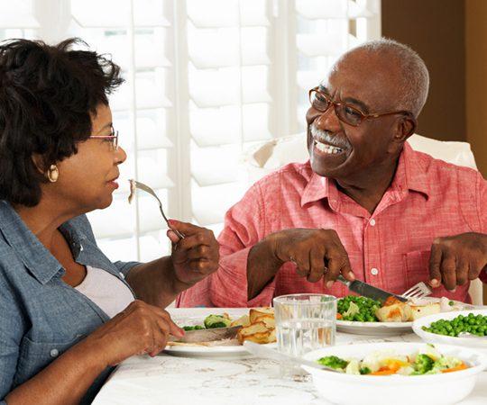 Pola Makan Panjang Umur