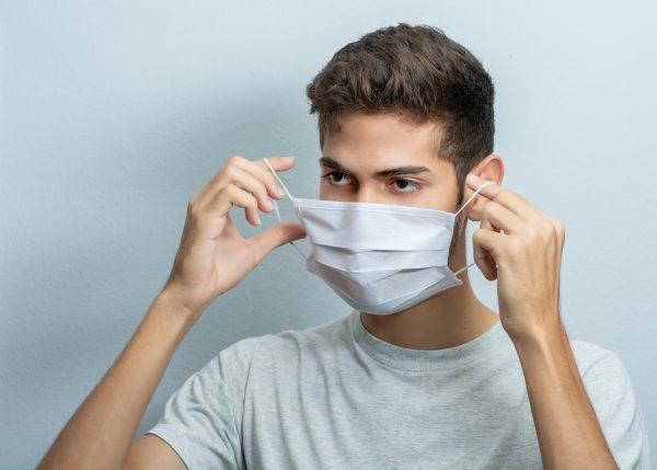 6 Jenis Masker untuk Lawan Covid-19 - Masker Medis atau Masker Bedah